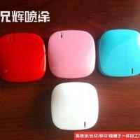 惠州喷油镭雕加工厂家 注塑成型一体化