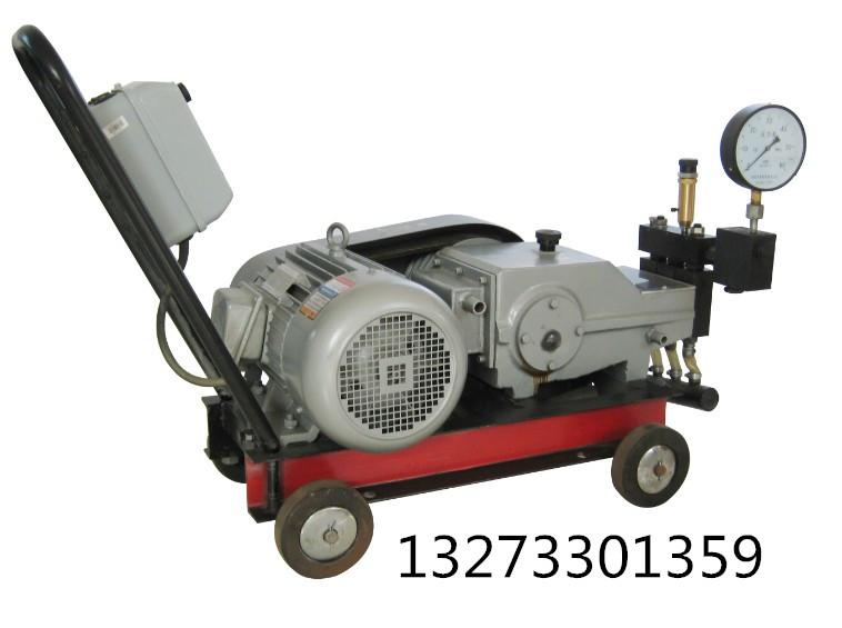 贵州DSY型电动试压泵性能特点