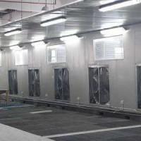 环保净化除尘打磨房技术特点介绍
