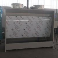 水帘柜的使用说明 山东新迈环保设备