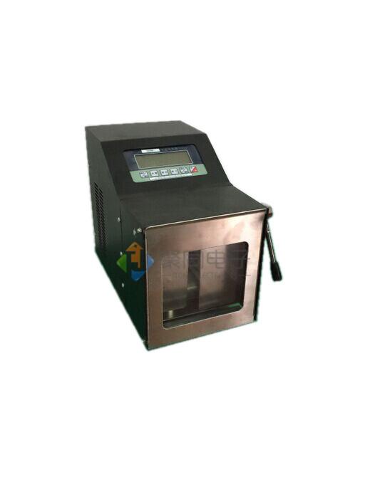 加热灭菌型拍打式均质器JT-12液晶显示