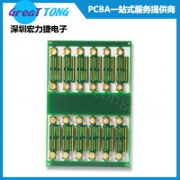 PCB线路板快速打样生产厂家深圳宏力捷信誉保证