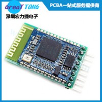 PCBA印刷线路板抄板设计打样公司深圳宏力捷安全可靠