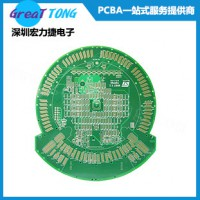 PCB印刷线路板快速打样公司深圳宏力捷服务热忱