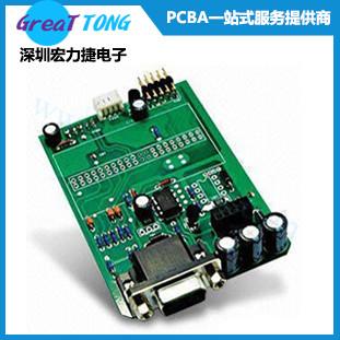 PCBA电路板抄板设计打样公司深圳宏力捷行业领先