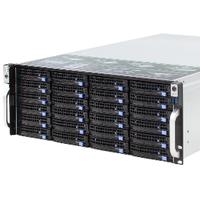 48或60盘位超大容量监控视频存储服务器杰士安