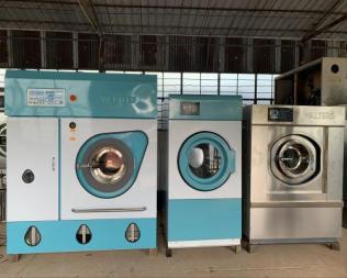 忻州二手布草洗涤设备二手5辊烫平机二手折叠机