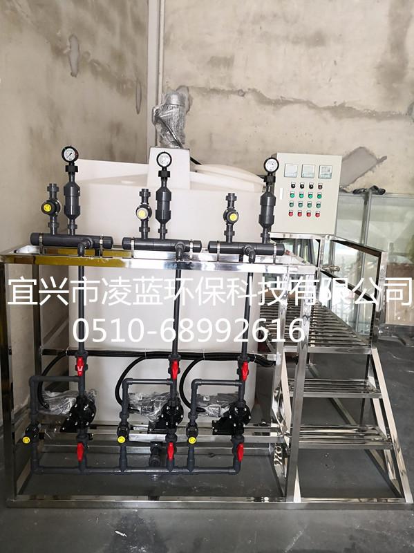 一体化自动加药设备 全自动加药装置 PAM-PAC加药装置