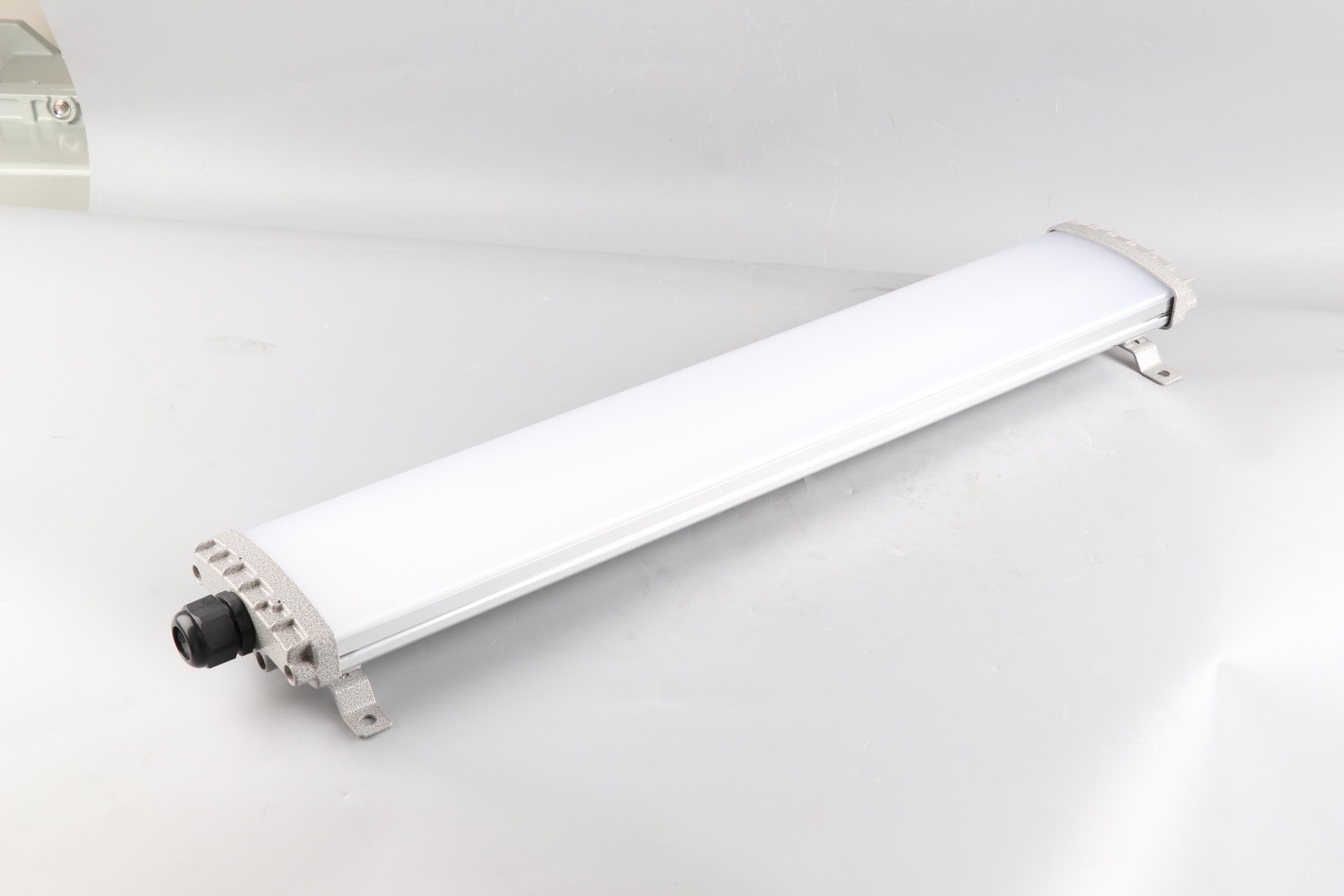 LED节能防爆荧光灯厂家批发 油漆车间照明防爆荧光灯