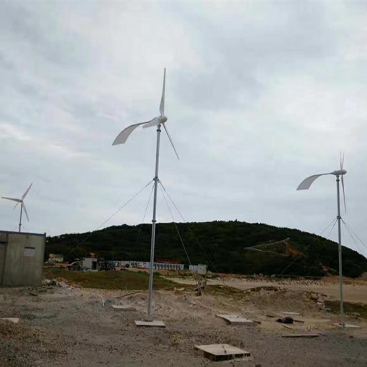 三相交流永磁风力发电机自然能源风力发电设备全新供应