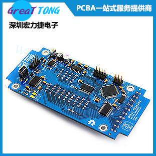 PCBA电路板抄板设计打样公司深圳英联杰专业快速