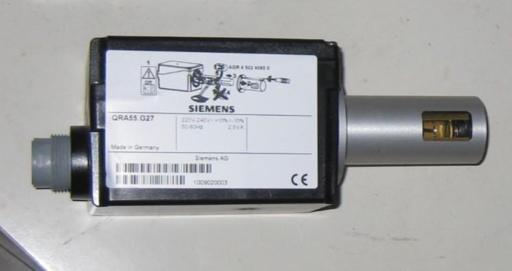 QRA55.E27西门子SIEMENS探测器