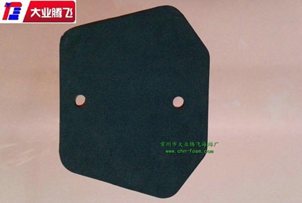 防水海绵衬垫工具包装海绵衬垫包装防变形海绵衬垫