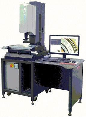 芯片高清高解析彩色EVM-3020影像同轴光测量仪