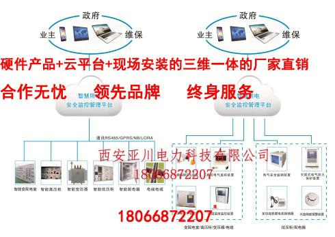 LFT201-D型智慧式电气安全在线监测装置生产厂家