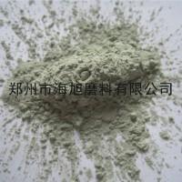 绿色金刚砂抛光粉JIS#2500目(中值5.5±0.5微米)
