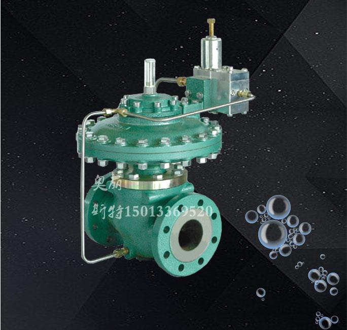 EMERSON艾默生RTJ-NH系列间接作用式调压器