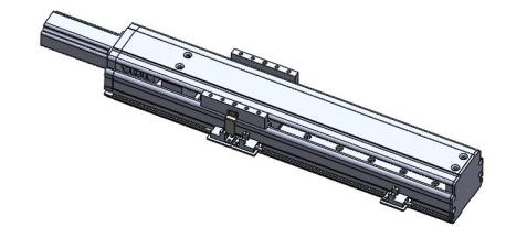深圳智控厂自动化研几丝杆模组-HLM75系列