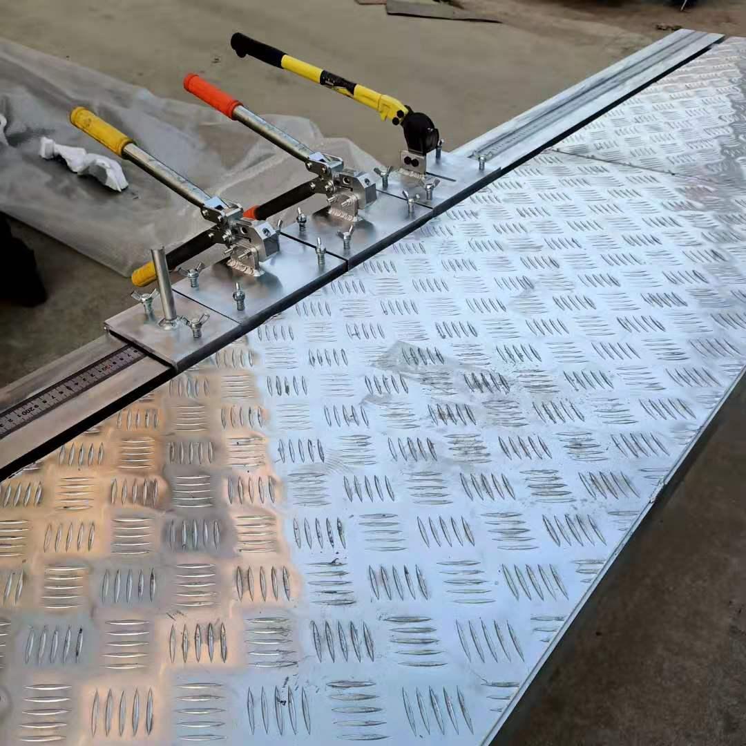 压接制作平台 接触网吊弦制作装置  压接钳制作工具