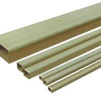 贵州铜管加工企业|河间通海厂家供应异型黄管